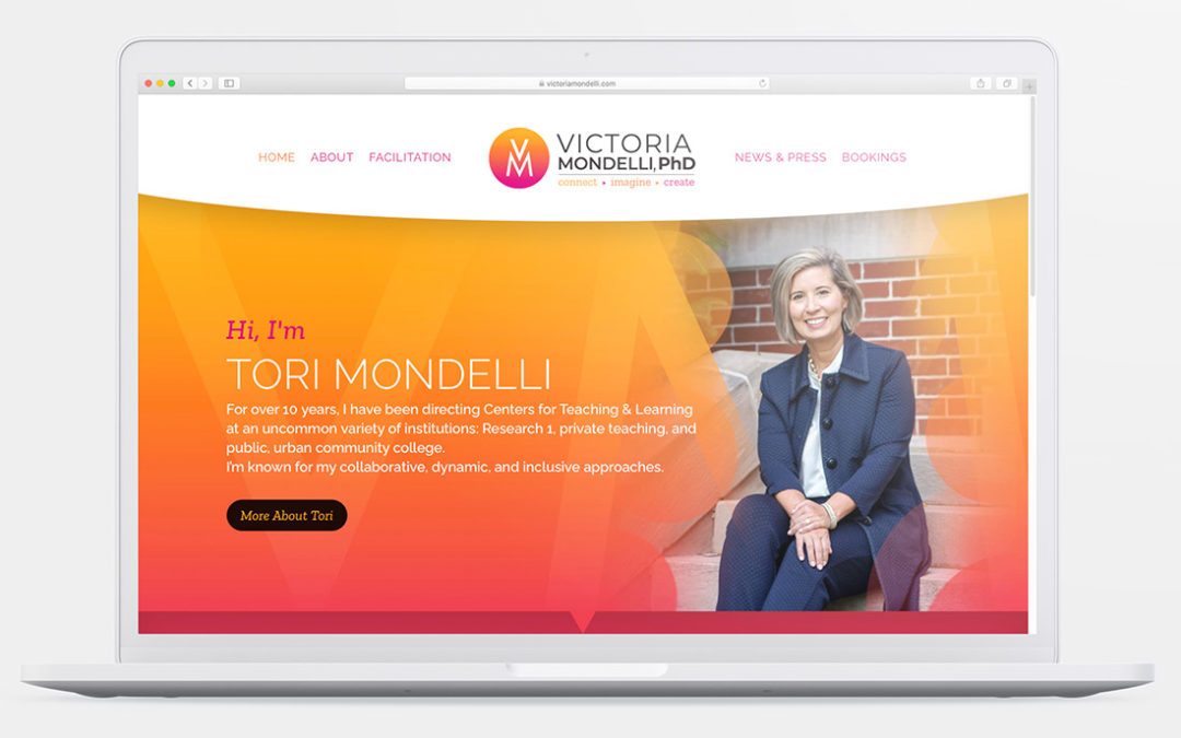 Welcome to Victoria's New Site